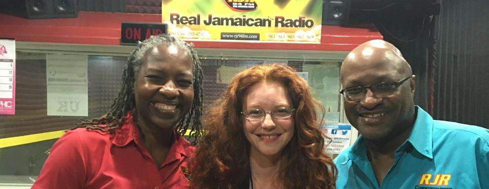 Radio Jamaica Guest Room
