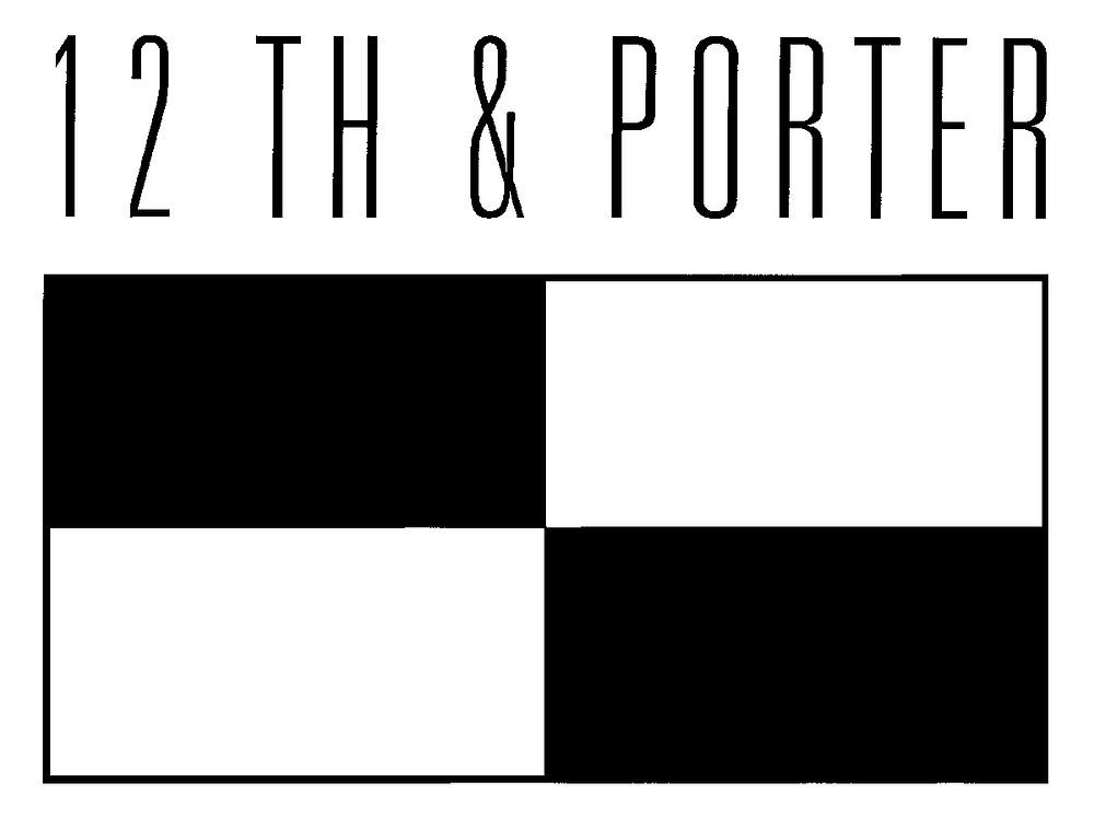 12th & Porter original logo Jody Faison