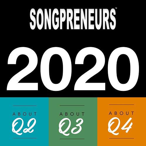 Songpreneurs 2020