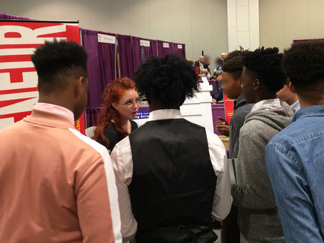 Songpreneurs Participates in Metro Nashville Public Schools Career Exploration Fair