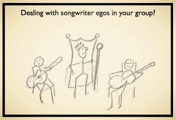 Songwriter Ego