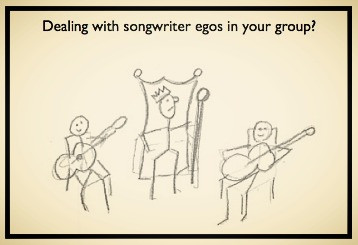 Dealing With Songwriter Ego