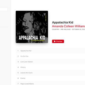 Save Appalachia Kid LP on Apple Music