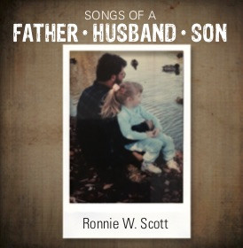 Father Husband Son Ronnie Scott