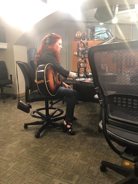 Amanda Colleen Williams WSM Radio interview