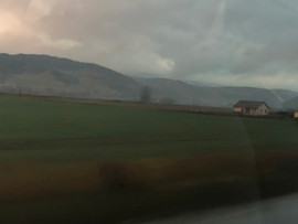 Country side view Alba Romania