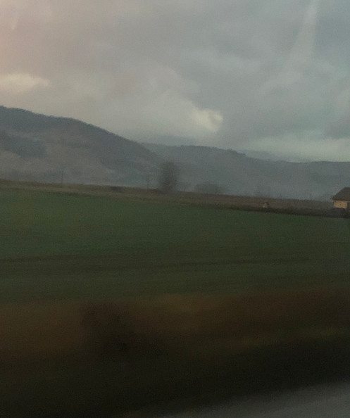 Alba Romania Countryside