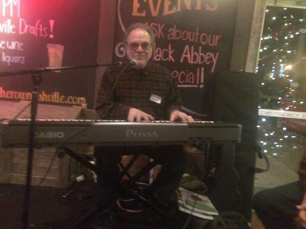 "Larry Weiss songwriter of ""Rhinestone Cowboy"""