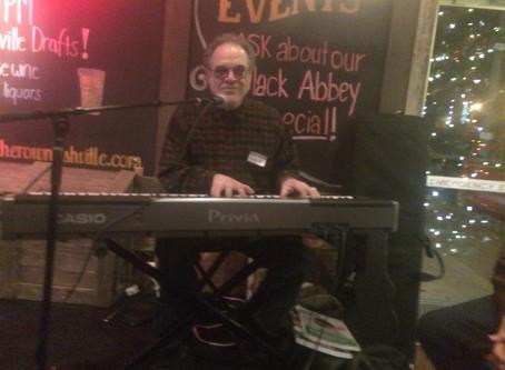 Happy Birthday Larry Weiss