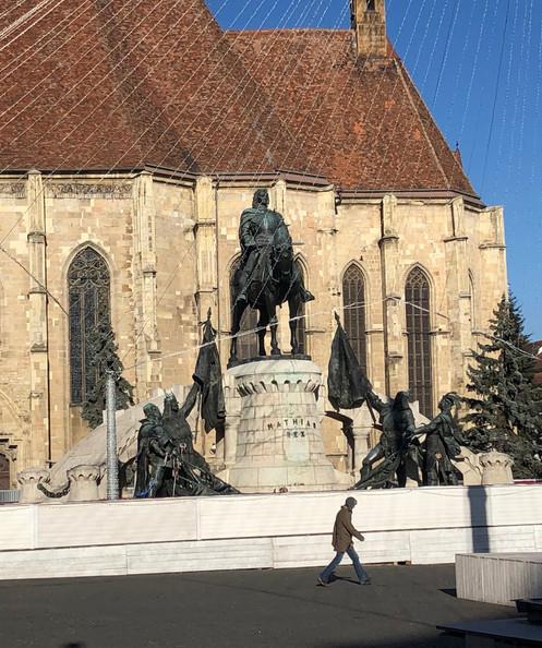 King Matthias Cluj Napoca