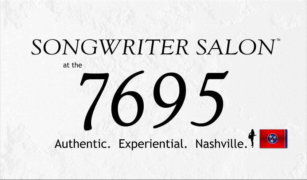 Songwriter Salon at the 7695 Authentic. Experiential. Nashville