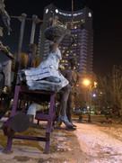 Statue Bucharest