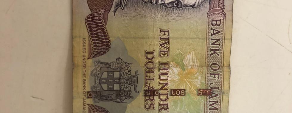 Queen Nanny Maroons Jamaica Money