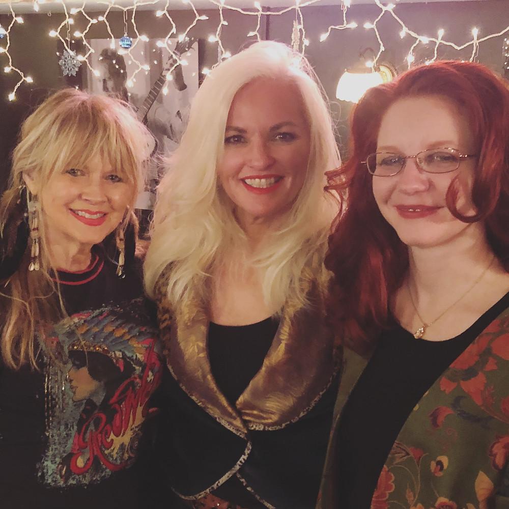 Becky Hobbs, Benita Hill, Amanda Colleen Williams