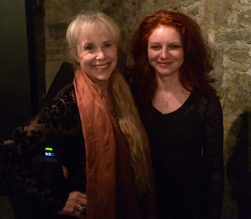Paulette Carlson and Amanda Colleen Williams country female singer songwriters