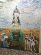Mural at Mico University