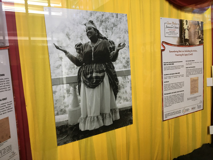 Miss Lou Jamaica Storyteller