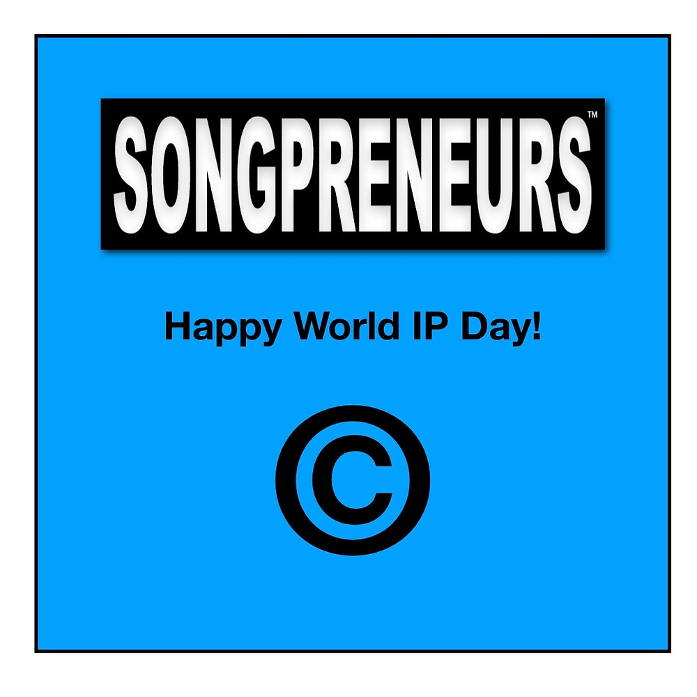 Songpreneurs Happy World IP Day