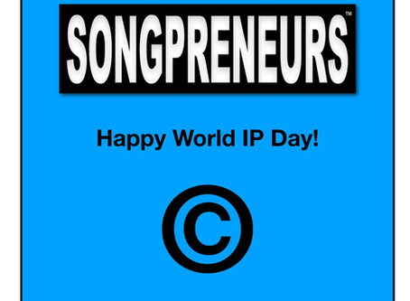 Happy World IP Day!