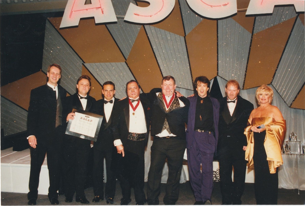 ASCAP Awards Kim Williams