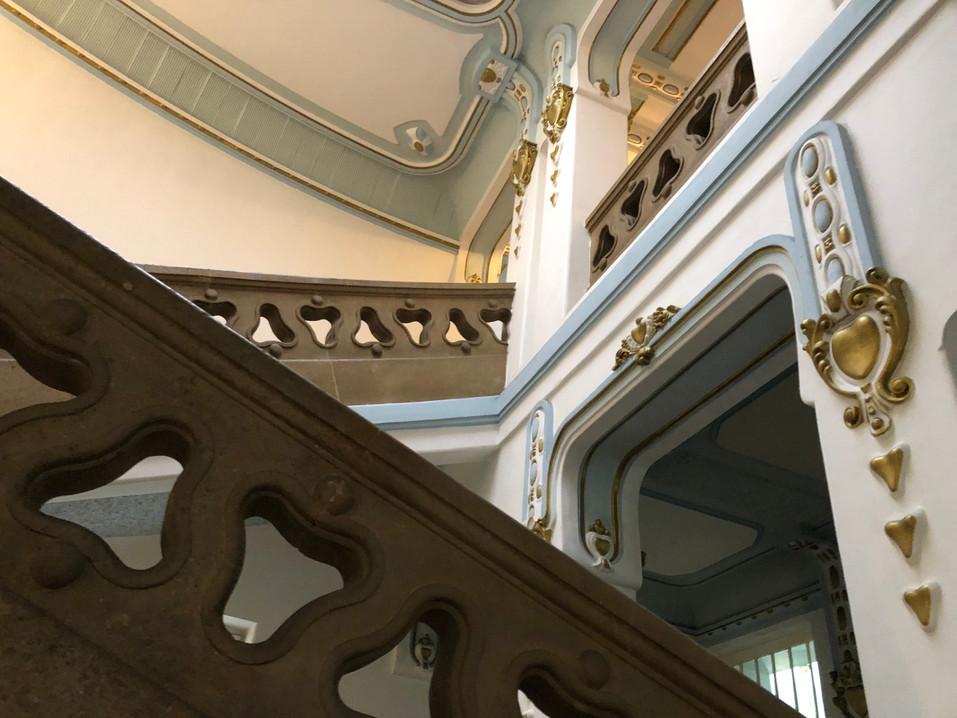 Sala Mare a Instituției Prefectului Județului Cluj