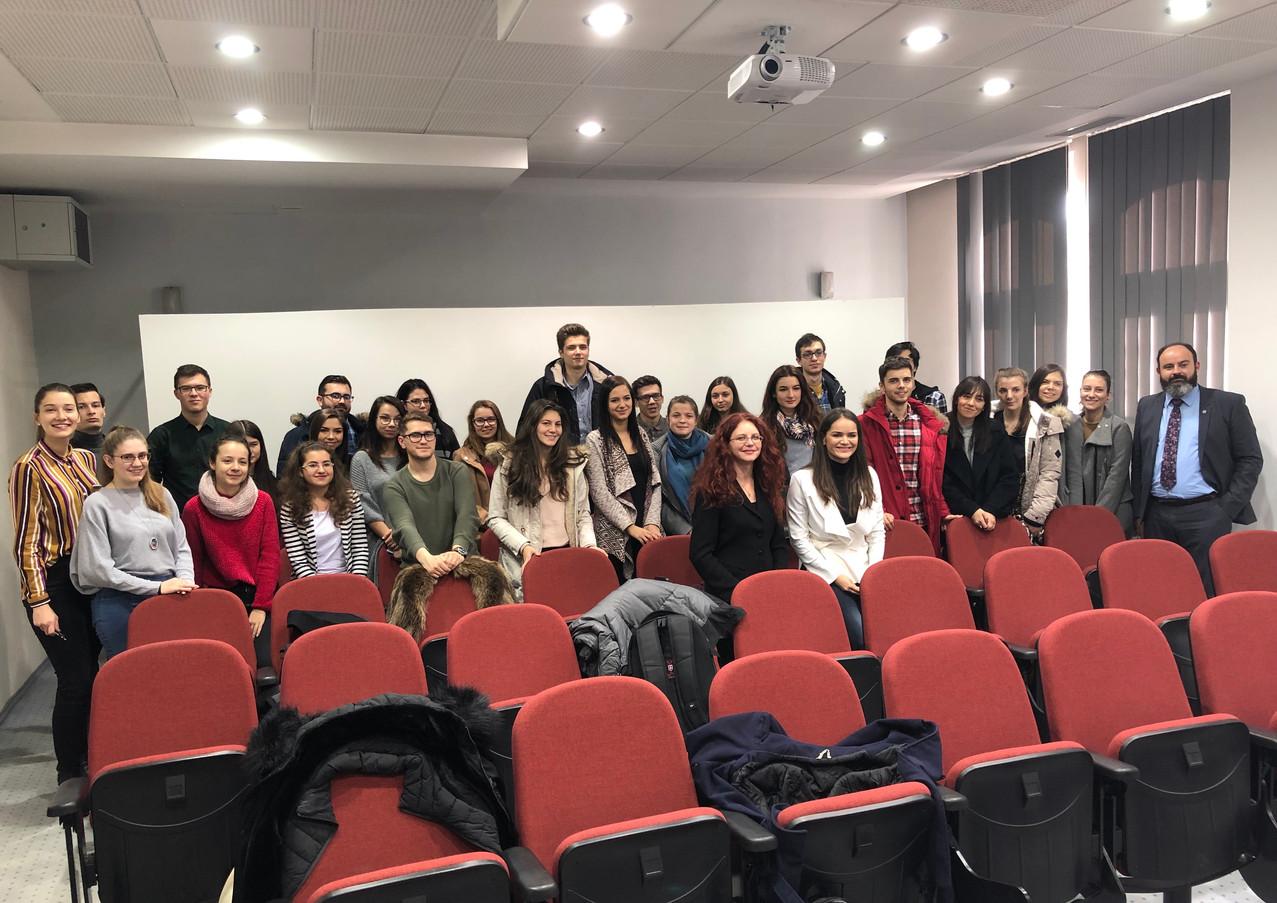 Arts Envoy IPR Cluj Napoca 2018