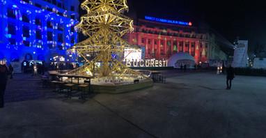 Christmas Market Bucharest