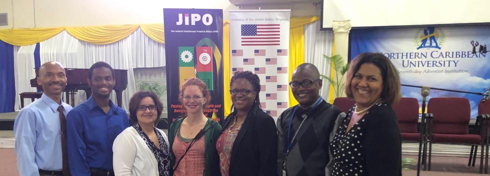 Mandeville Jamaica Arts Envoy IPR