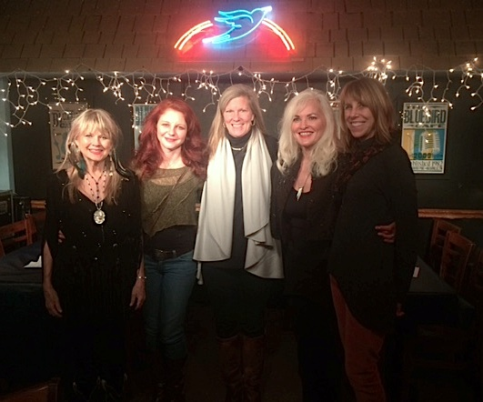 Alive at the Bluebird Cafe Group Pic