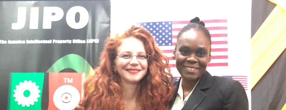 Arts Envoy IPR Kingston Jamaica