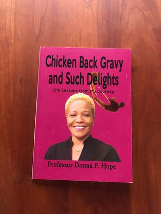 Chicken Back Gravy Donna M Hope Book