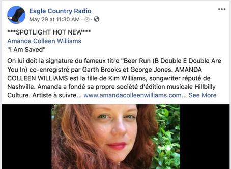 Eagle Country Radio Spotlight Hot New