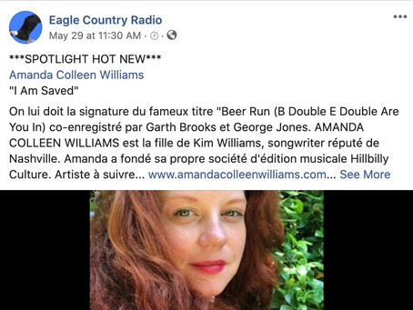 Eagle Country Radio Spotlight Hot New