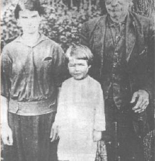Civil War Orphan Grandma Elzada