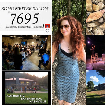 Songwriter Salon at the 7695 Nashville T