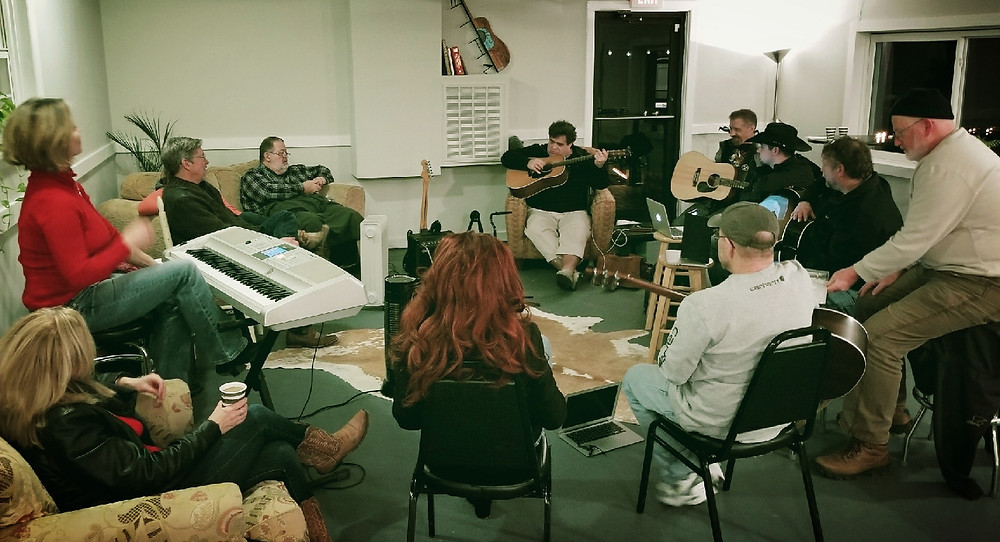 Song Circle Songwriter Retreat