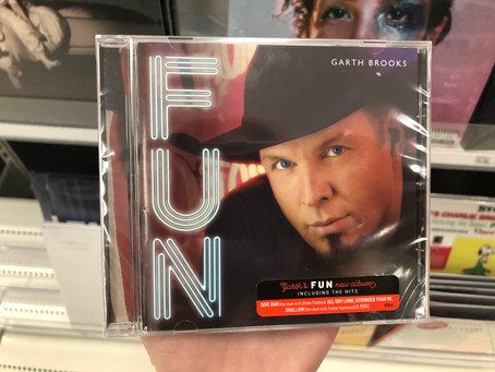 Garth Brooks FUN Album | I Can Be Me With You
