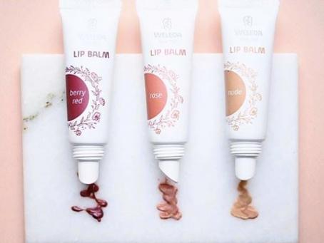 Weleda estrena lip balm para veganas y celíacas