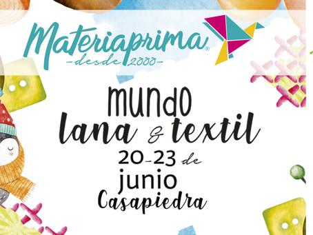 Festival Mundo lana y textil de Materia Prima