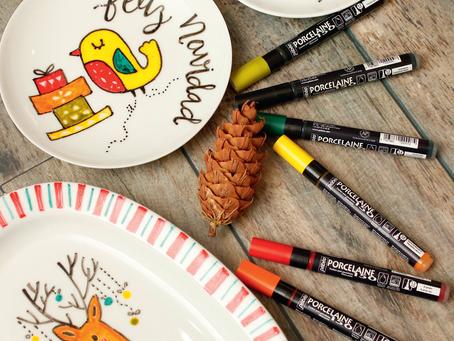 Materiaprima entrega entretenidos para ambientar, reutilizar y adornar espacios en navidad