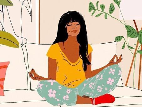 #Autocuidado Agua Color: el tipo de respiración que calmará tu mente