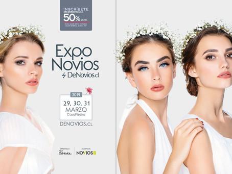 Concurso: Gana entradas para Expo Novios