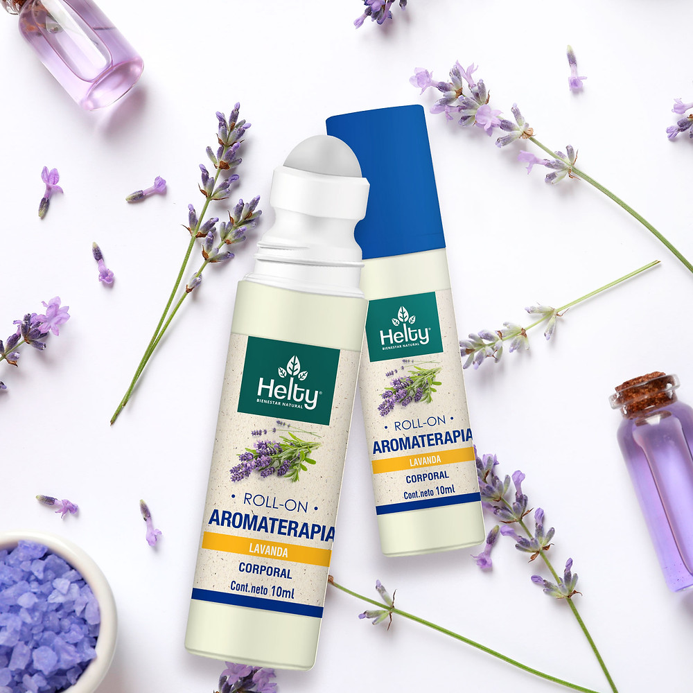 Aromaterapia roll-on