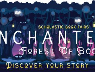 Fall Book Fair: November 6th-9th