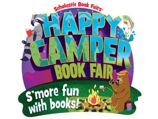 Spring Book Fair: May 16th - May 19th