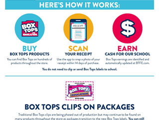 It's Box Tops Time!