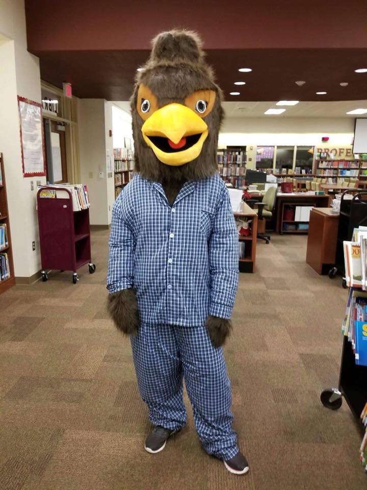 Talon on Pajama Day!
