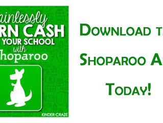 Use Shoparoo to Support our Hawks!