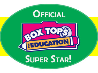 Our Hawks SOAR with a Great Box Tops Collection!!