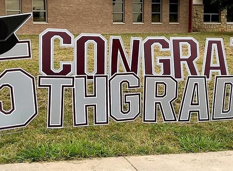 Congratulations Grads!